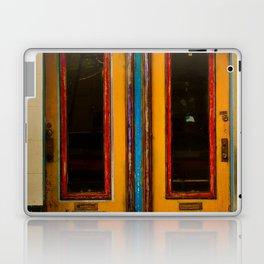 Doors on Haight Laptop & iPad Skin