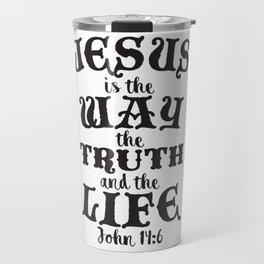 John 14:6 Travel Mug