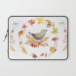 Welcome Back Autumn Laptop Sleeve