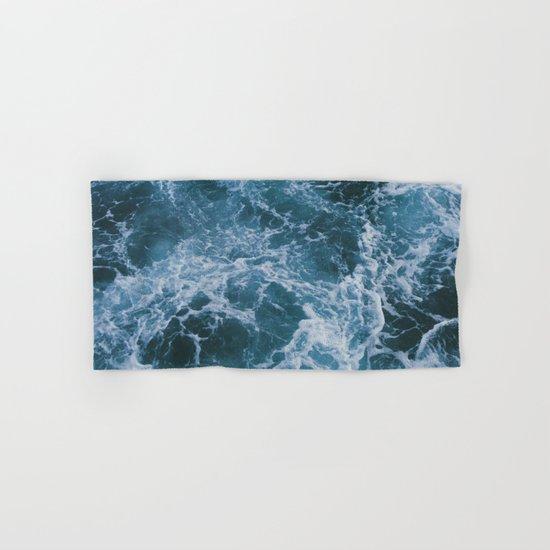Deep Water Hand & Bath Towel