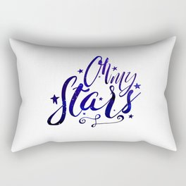 Oh My Stars | Inverse Rectangular Pillow