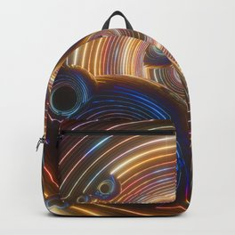 T ! M E W A R P Backpack