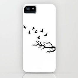 Freely Fly iPhone Case