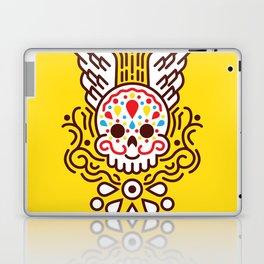 Minimal Skull Laptop & iPad Skin