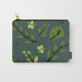 Flower Design Series 8 Carry-All Pouch