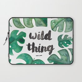 Wild Thing Laptop Sleeve