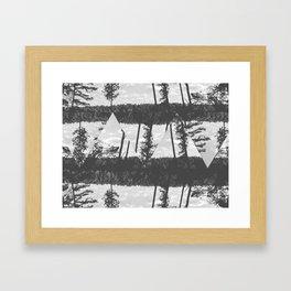 Before The World Closes Framed Art Print