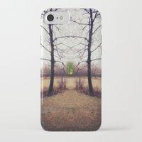 portal iPhone & iPod Cases featuring Portal by KunstFabrik_StaticMovement Manu Jobst
