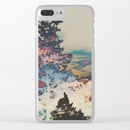 297 | west texas Clear iPhone Case