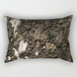Living on Concrete Rectangular Pillow