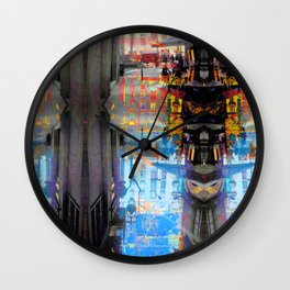 Akin to recalling, instead; understood mimicry. 09 Wall Clock