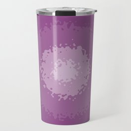 purple decay Travel Mug