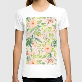 Pink Meadow T-shirt