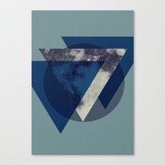 DIE 3 Canvas Print