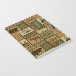 Big Bear Lodge Notebook