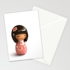 Kokeshi 06 Stationery Cards