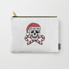 Christmas Pirate Carry-All Pouch