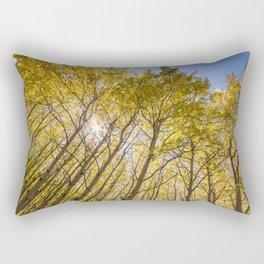 Sparkling Autumn Rectangular Pillow