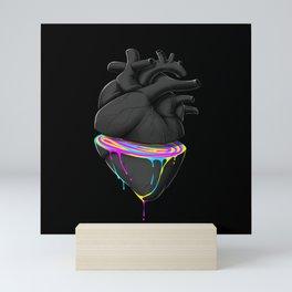 Bleeding Heart Mini Art Print