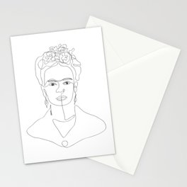 Doña Frida Kahlo Stationery Cards