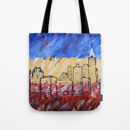 New York by Michael Tote Bag