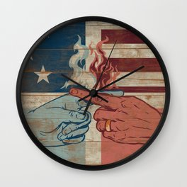 Blame US Wall Clock