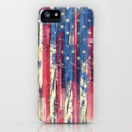 Amerikka iPhone Case