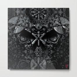 DreamMachine IV Metal Print