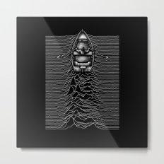 Unknown Waters Metal Print