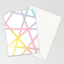 Rainbow x Unicorn Color Stationery Cards