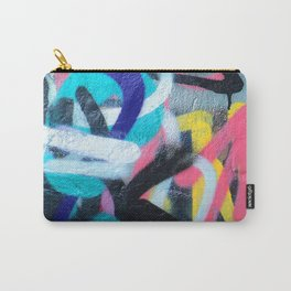 Street Art Graffiti Photography by Dominic Joyce Carry-All Pouch