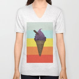 Icecream Unisex V-Neck