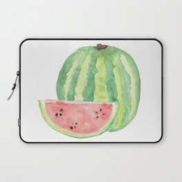 Watermelon Watercolour  Laptop Sleeve