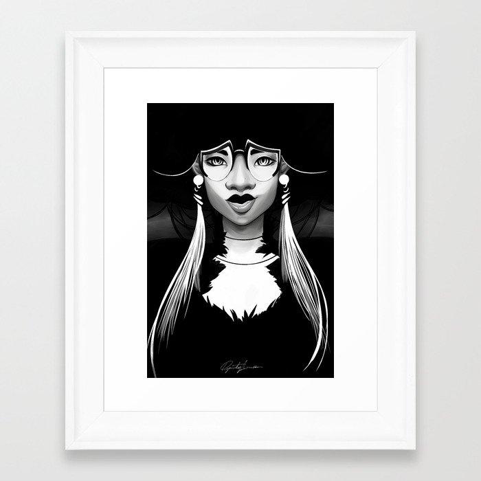 Solo Endeavor Framed Art Print