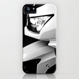 Kawasaki Ninja Motorcycle Wall Art IV iPhone Case