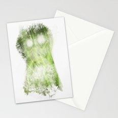 phantom vegetable Stationery Cards