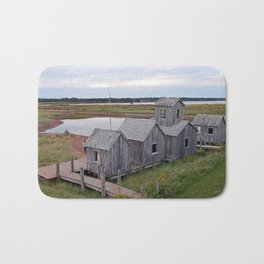Playtown by the Pond Bath Mat