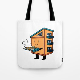 Home Body: Chip Tote Bag