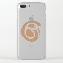 U1 Clear iPhone Case