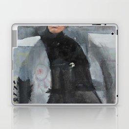fuck work Laptop & iPad Skin