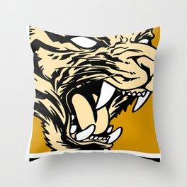 MASSILLON TIGER Throw Pillow