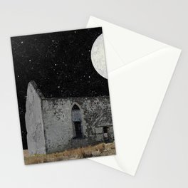 In the cosmic overwhelm Stationery Cards