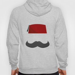 Man with a Fez Hoody
