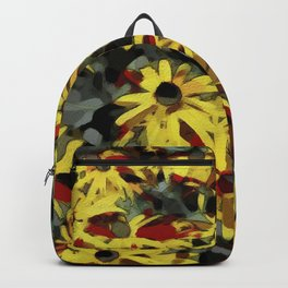 Yellow Daisies Backpack