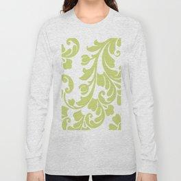 Calyx Damask Long Sleeve T-shirt