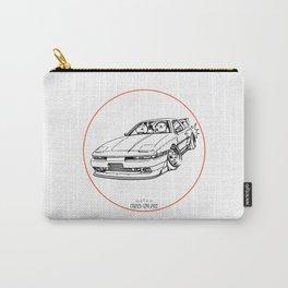 Crazy Car Art 0214 Carry-All Pouch