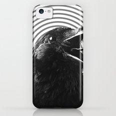 Crow iPhone 5c Slim Case
