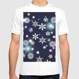 Snowflake Spark T-shirt