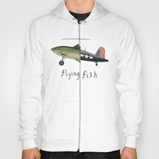 flying fish Hoody