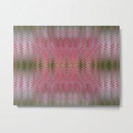 Textile- Spring Metal Print